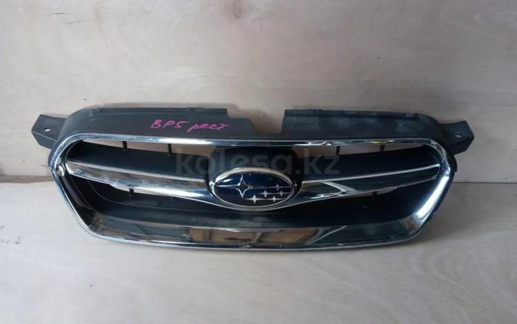 Решётка радиатора на Subaru Legacy рестайлинг 2003-2006 год за 35 000 тг. в Алматы