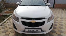 Chevrolet Cruze 2013 года за 4 000 000 тг. в Актобе – фото 2