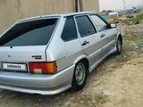 ВАЗ (Lada) 2114 (хэтчбек) 2004 года за 800 000 тг. в Тараз – фото 2