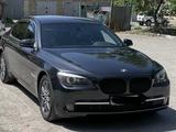 BMW 750 2009 года за 10 000 000 тг. в Уральск
