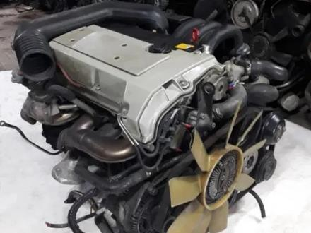 Двигатель на Mercedes SLK 55 AMG за 101 010 тг. в Алматы