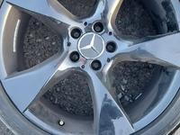 Mercedes Benz диски титановые, на 19 за 200 000 тг. в Алматы