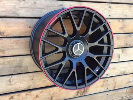 Новые диски AMG Авто диски на Mercedes за 145 000 тг. в Алматы