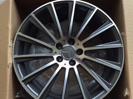 Новые диски AMG Авто диски на Mercedes за 145 000 тг. в Алматы – фото 10