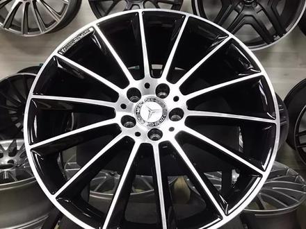 Новые диски AMG Авто диски на Mercedes за 145 000 тг. в Алматы – фото 11