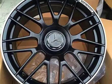 Новые диски AMG Авто диски на Mercedes за 145 000 тг. в Алматы – фото 4