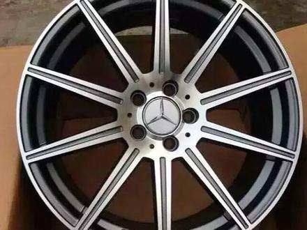 Новые диски AMG Авто диски на Mercedes за 145 000 тг. в Алматы – фото 6