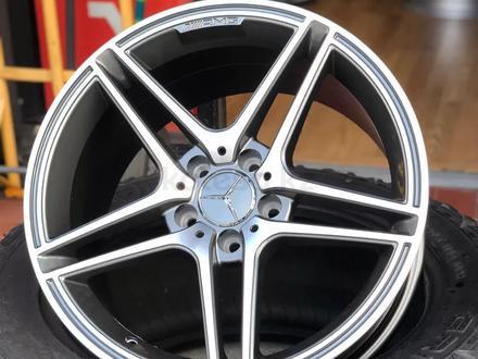 Новые диски AMG Авто диски на Mercedes за 145 000 тг. в Алматы – фото 7