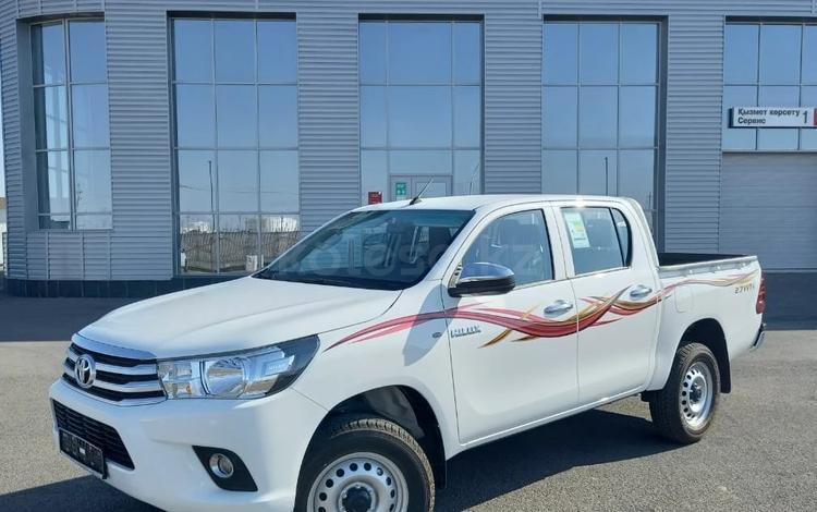 Toyota Hilux 2021 года за 17 550 000 тг. в Жанаозен
