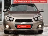 Chevrolet Aveo 2013 года за 3 300 000 тг. в Шымкент – фото 2