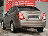 Chevrolet Aveo 2013 года за 3 300 000 тг. в Шымкент – фото 3