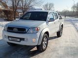 Toyota Hilux 2008 года за 6 200 000 тг. в Шу