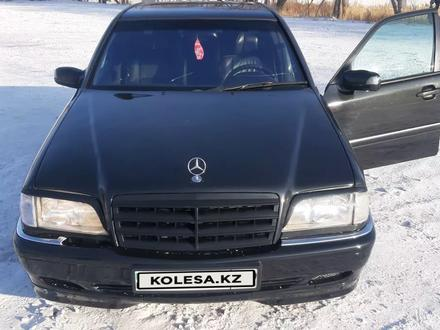 Mercedes-Benz C 280 1995 года за 2 100 000 тг. в Караганда – фото 14