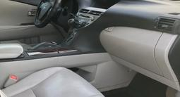 Lexus RX 350 2010 года за 10 500 000 тг. в Тараз – фото 5