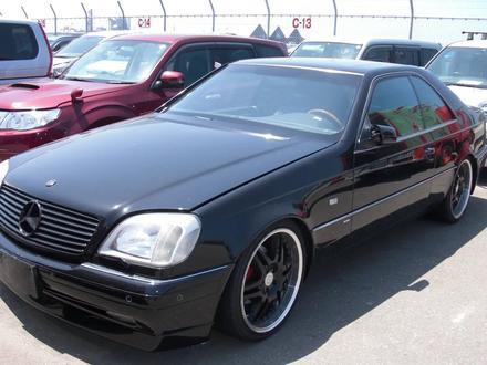 Тюнинг обвес Brabus для w140 CL Mercedes Benz за 60 000 тг. в Алматы – фото 10
