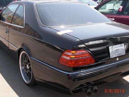 Тюнинг обвес Brabus для w140 CL Mercedes Benz за 60 000 тг. в Алматы – фото 3