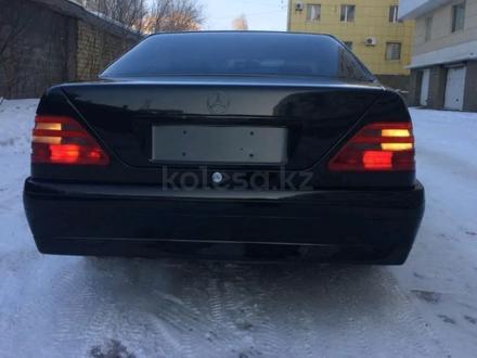Тюнинг обвес Brabus для w140 CL Mercedes Benz за 60 000 тг. в Алматы – фото 6