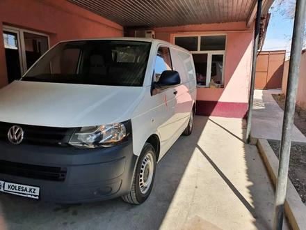 Volkswagen Transporter 2011 года за 6 500 000 тг. в Шымкент – фото 10