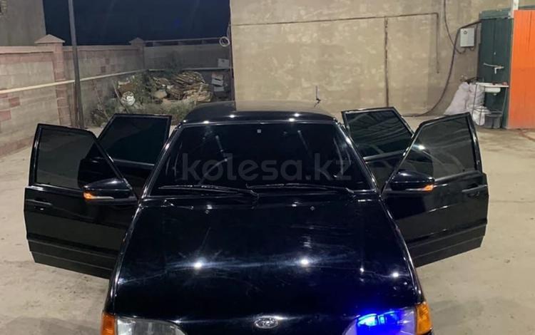ВАЗ (Lada) 2115 (седан) 2011 года за 1 650 000 тг. в Шымкент