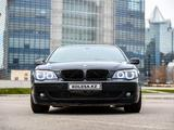 BMW 740 2005 года за 5 300 000 тг. в Алматы – фото 3