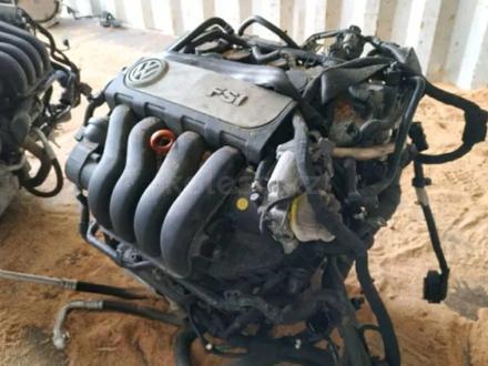 Двигатель TSI BVY за 711 тг. в Алматы