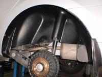 Брызговики и подкрылки LADA Renault за 2 750 тг. в Актобе