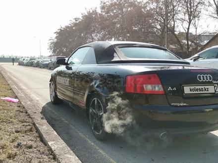 Audi A4 2003 года за 1 900 000 тг. в Алматы – фото 5