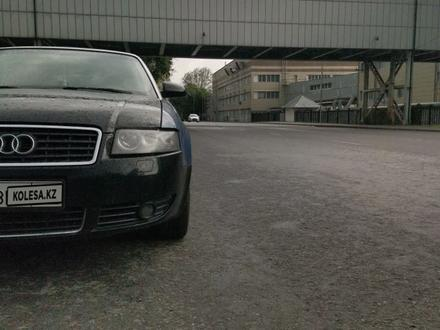 Audi A4 2003 года за 1 900 000 тг. в Алматы – фото 6