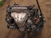 Двигатель Toyota 2AZ-fe 2.4л Контактные двигателя 2AZ-fe 2.4л большое коли за 85 230 тг. в Алматы