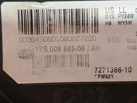 Фара правая на бмв х6 е71 рестайлинг оригинальная за 120 000 тг. в Алматы – фото 2