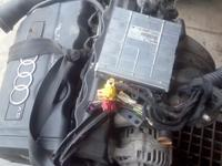 Двигатель ADR 1. 8 на пассат в-5, ауди а-4 за 200 000 тг. в Усть-Каменогорск