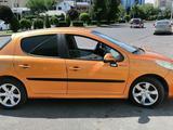 Peugeot 207 2007 года за 2 850 000 тг. в Шымкент – фото 4