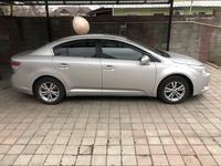Toyota Avensis 2010 года за 5 500 000 тг. в Алматы