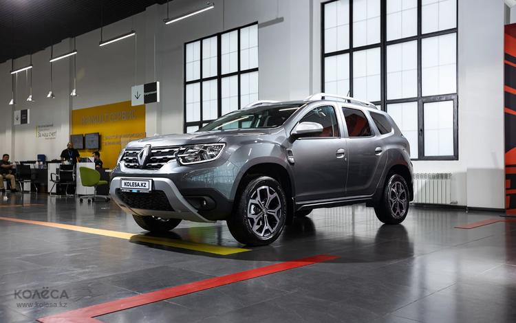 Renault Duster Style TCE CVT (4WD) 2021 года за 10 262 000 тг. в Павлодар
