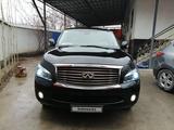 Infiniti QX56 2011 года за 11 000 000 тг. в Шымкент – фото 3