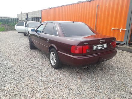 Audi A6 1996 года за 2 300 000 тг. в Петропавловск – фото 2