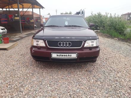 Audi A6 1996 года за 2 300 000 тг. в Петропавловск – фото 5