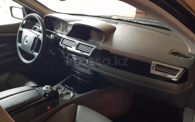 BMW 730 2002 года за 5 000 000 тг. в Шымкент