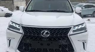 Рестайлинг Lexus lx570 2009-2015год под Lx 570 2020 с обвесом… за 1 200 000 тг. в Алматы