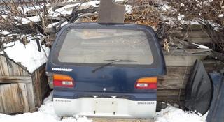 Крышка багажника в Алматы