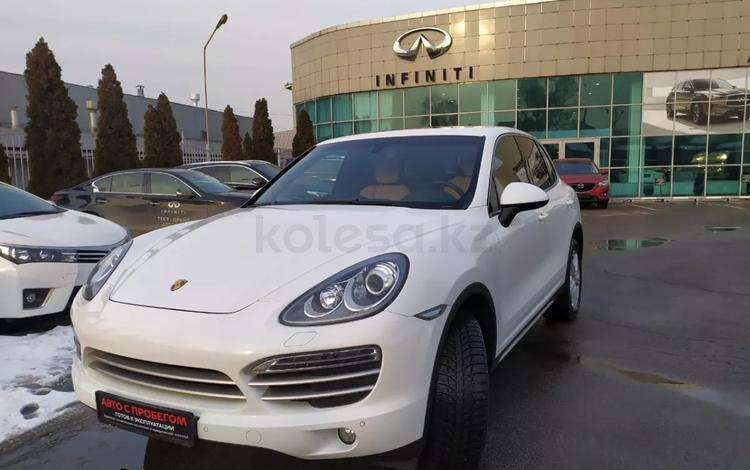 Porsche Cayenne 2014 года за 14 300 000 тг. в Алматы
