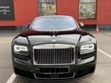 Rolls-Royce Ghost 2018 года за 115 000 000 тг. в Алматы
