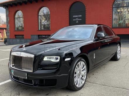 Rolls-Royce Ghost 2018 года за 115 000 000 тг. в Алматы – фото 2