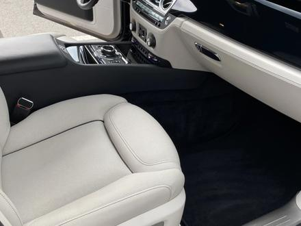 Rolls-Royce Ghost 2018 года за 115 000 000 тг. в Алматы – фото 4