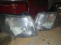 Передние поворотники на Toyota Corolla за 12 000 тг. в Караганда