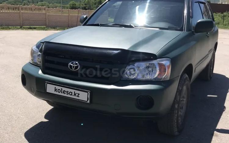 Toyota Highlander 2005 года за 5 000 000 тг. в Алматы