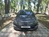 Hyundai Accent 2014 года за 4 500 000 тг. в Тараз
