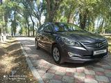 Hyundai Accent 2014 года за 4 500 000 тг. в Тараз – фото 3