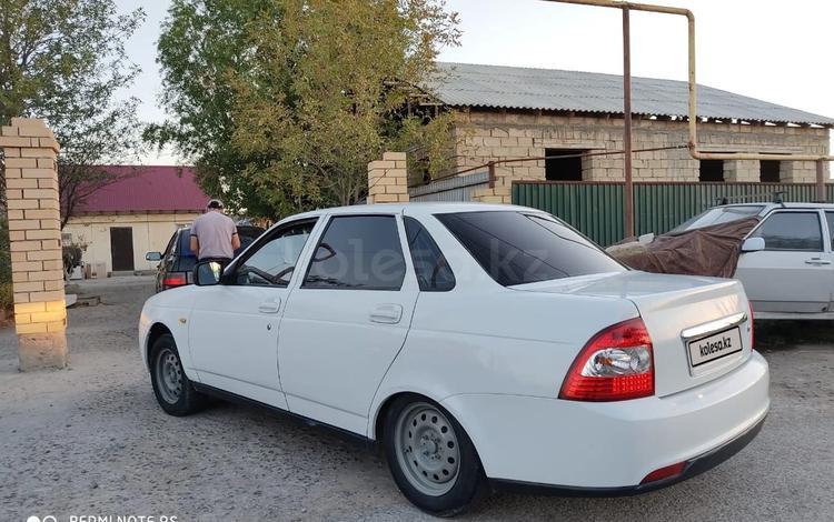 ВАЗ (Lada) Priora 2170 (седан) 2013 года за 2 250 000 тг. в Атырау