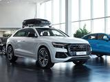 Audi Q8 55 TFSI Quattro 2021 года за 49 317 000 тг. в Алматы